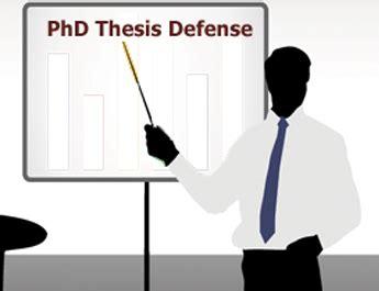 What is a Thesis Defense? Grad School Hub