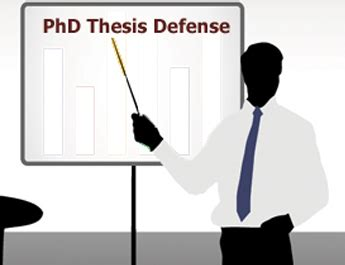 What is a Thesis Defense? Grad School Hub